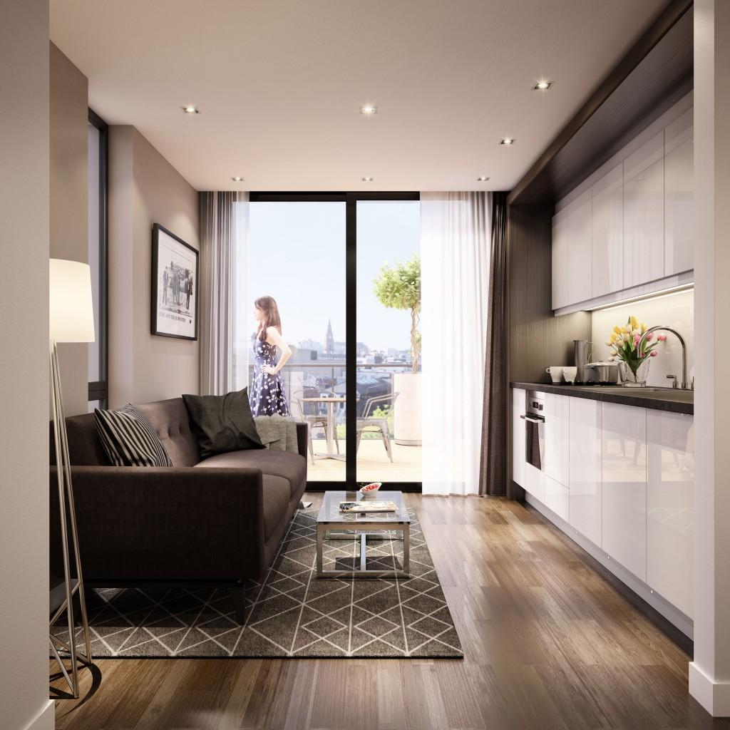 Bedroom Apartments Under