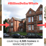 What can $1 billion in expenses get you in property terms?