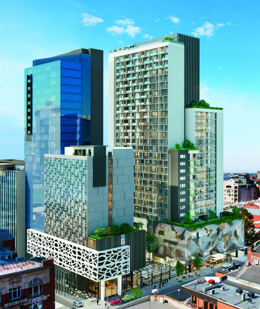 NV: An exclusive addition to the Perth CBD skyline