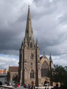 St Martins Birmingham
