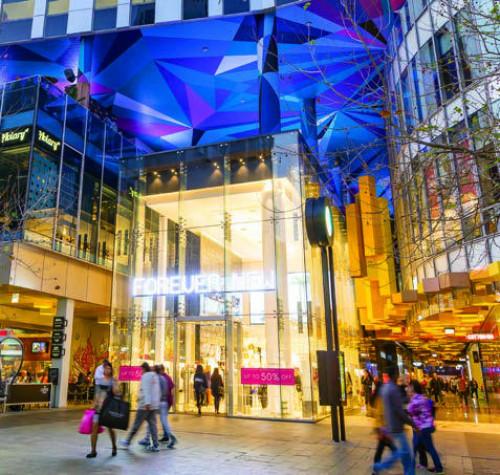 Murray Street Mall